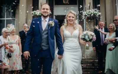 Amy & Phill's Wedding