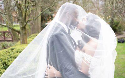 Makylar & Barrington's Wedding