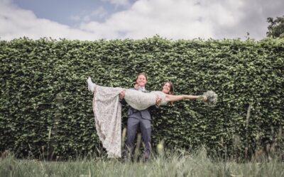 """Emily & Tim's """"Non-Wedding"""" Day"""