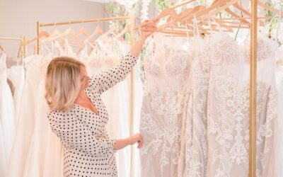 What Size Samples are in Wedding Dress Shops?