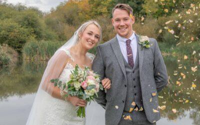 Georgia and Jordan's Wedding