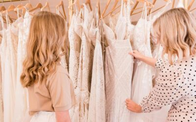 Who to Take to Your Bridal Appointment