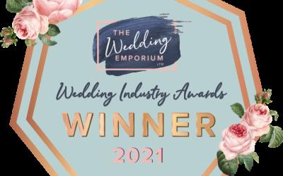 Dress Me Pretty Wins Award for Best Bridal Boutique